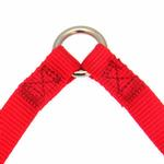 View Image 3 of 2-Way Coupler Leash by Zack & Zoey - Tomato Red
