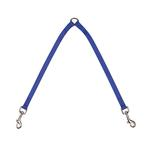 2-Way Coupler Leash by Zack & Zoey - Nautical Blue