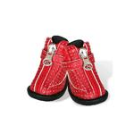 View Image 1 of Air Doggy Boots - Red