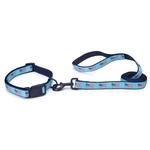 View Image 2 of All American Pup Dog Leash - Blue