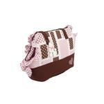 View Image 1 of Almee Dog Carrier by Pinkaholic - Pink