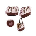 View Image 2 of Almee Dog Carrier by Pinkaholic - Pink