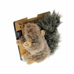 View Image 2 of American Classic Dog Toys - Mini Squirrel