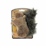 View Image 1 of American Classic Dog Toys - Mini Squirrel