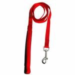 View Image 1 of American River Cushion Grip Dog Leash - Red