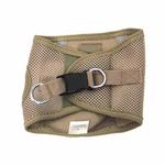 View Image 3 of American River Ultra Choke-Free Mesh Dog Harness - Beige