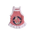 View Image 1 of Anchors Away Dog Dress
