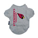 View Image 1 of Arizona Cardinals Dog T-Shirt