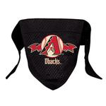 View Image 1 of Arizona Diamondbacks Mesh Dog Bandana
