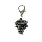 View Image 2 of Atlanta Falcons Pennant Dog Collar Charm