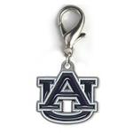View Image 1 of Auburn Tigers Dog Collar Charm