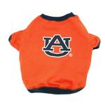 Auburn Tigers Dog T-Shirt