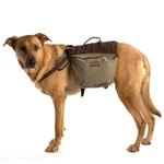 View Image 1 of Aussie Naturals Cotton Dog Backpack