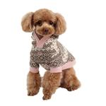 View Image 4 of Baby Bear Dog Hoodie by Pinkaholic - Pink