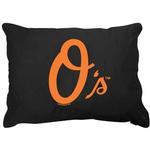 View Image 1 of Baltimore Orioles Dog Bed