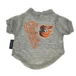 View Image 1 of Baltimore Orioles Dog T-Shirt - Comic Bird