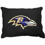 View Image 1 of Baltimore Ravens Dog Bed