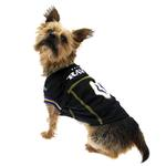 View Image 1 of Baltimore Ravens Officially Licensed Dog Jersey - Black