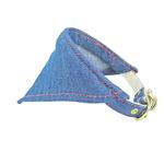 View Image 2 of Bandana Dog Collar - Denim