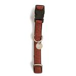 View Image 1 of Bark Avenue Collar - Cranberry