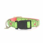 View Image 2 of Bark Avenue Dog Collar - Beautiful Butterflies