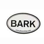 View Image 1 of Bark Euro Sticker by Planet Dog
