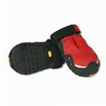 Grip Trex Dog Boots by RuffWear - Red Currant