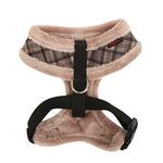 View Image 2 of Barron Dog Harness by Puppia - Gray