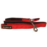 Basic Dog Leash by Puppia - Red