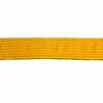 View Image 3 of Basic Dog Leash by Puppia - Yellow