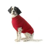 View Image 1 of Baxter's Basic Dog Sweater - Red