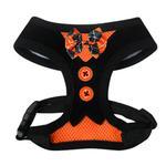 Be Good Argyle Bowtie Dog Harness