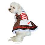 View Image 1 of Beer Garden Girl Dog Halloween Costume
