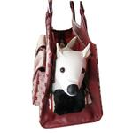 View Image 3 of Betty Boop Dog Carrier - Red