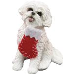 View Image 1 of Bichon Frise Christmas Ornament