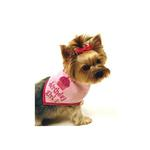 View Image 1 of Birthday Girl Dog Bandana