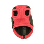 View Image 2 of Bomber Dog Vest by Gooby - Pink Trim