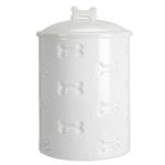 View Image 1 of Bone Appetit Dog Treat Canister