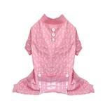 Bones Dog Pajamas - Pink
