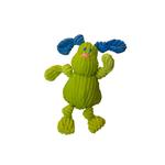 Bugsy Dog Toy by Hugglehounds - Lime