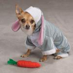 View Image 1 of Bunny Rabbit Costume for Dogs by Zack & Zoey