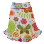 Butterfly Flower Dog Pullover Dress
