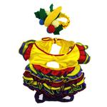 View Image 4 of Calypso Queen Dog Costume