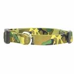 Guardian Gear Camo Dog Collar - Green