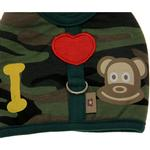 View Image 3 of Camo Monkey Dog Harness