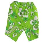 Cancun Dog Swim Trunks - Green