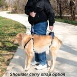 View Image 8 of CareLift Pet Lifting Harness - Full Body