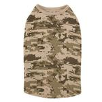 View Image 2 of Casual Canine Digital Camo Dog Tank