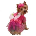 View Image 1 of Casual Canine Flower Fairy Dog Costume