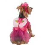 View Image 3 of Casual Canine Flower Fairy Dog Costume